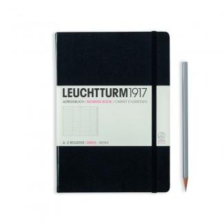 LEUCHTTURM1917 Medium address book