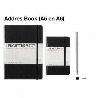 LEUCHTTURM1917 Pocket address book