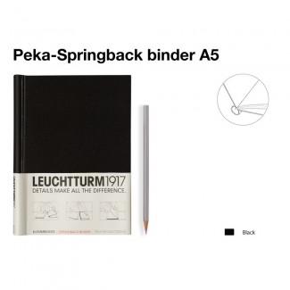 LEUCHTTURM1917 Springback binder Classic A5