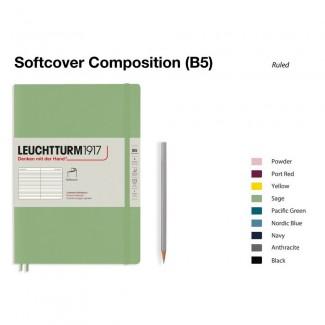 LEUCHTTURM1917 Notebook (B5) Composition Softcover