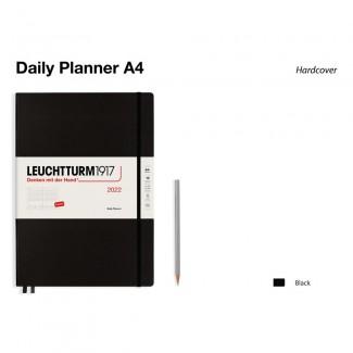 LEUCHTTURM1917 Master (A4+) DailyPlanner 2022