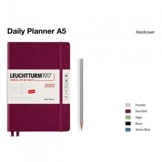 LEUCHTTURM1917 Medium (A5) Daily Planner 2022