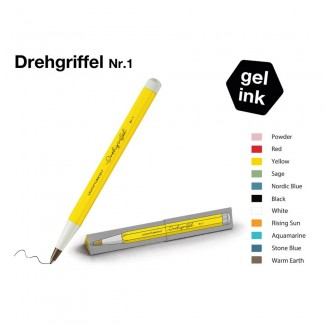 LEUCHTTURM1917 Drehgriffel Nr. 1 incl. black gel refill