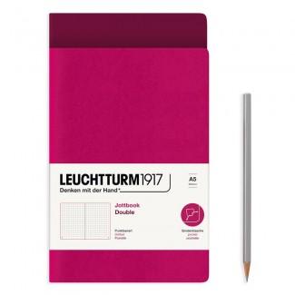 LEUCHTTURM1917 Jottbook Double Medium (A5)
