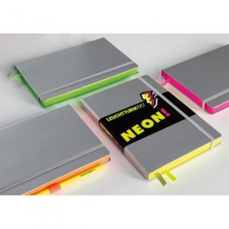 LEUCHTTURM1917 Neon Notebook (A5) Medium Hardcover
