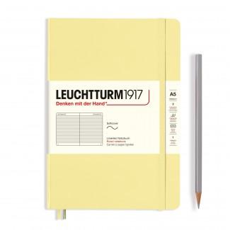 LEUCHTTURM1917 Smooth Colours Notebook (A5) Medium Softcover