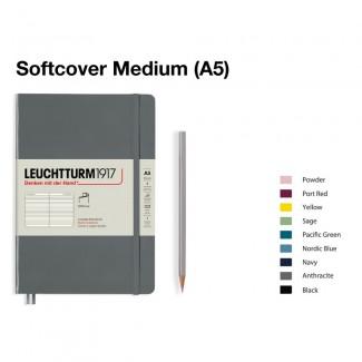 LEUCHTTURM1917 Notebook (A5) Medium Softcover