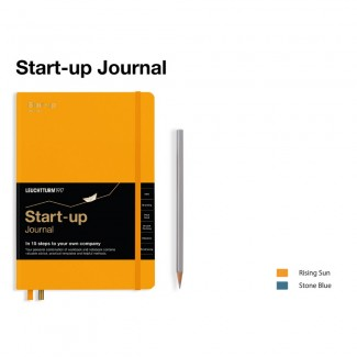 LEUCHTTURM1917 Start-up Journal Medium (A5)