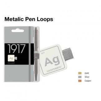 LEUCHTTURM1917 Metallic Edition Pen Loop