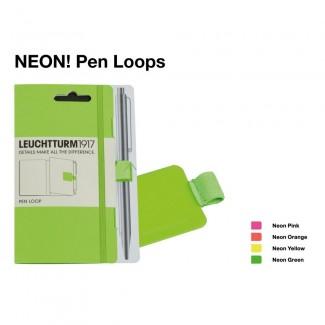 LEUCHTTURM1917 Neon Edition Pen Loop