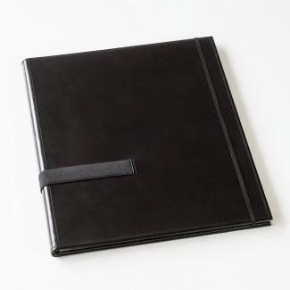 LEUCHTTURM1917 Music portfolio with elastic strap