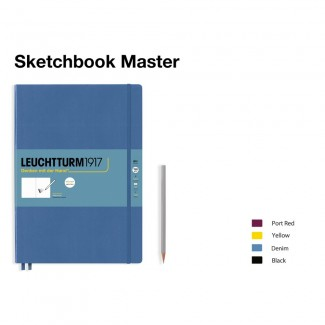 LEUCHTTURM1917 Sketchbook (A4+) Master