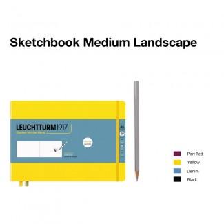 LEUCHTTURM1917 Sketchbook (A5) Medium Landscape