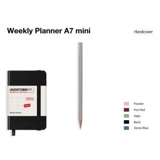 LEUCHTTURM1917 Mini(A7) Weekly Planner 2022