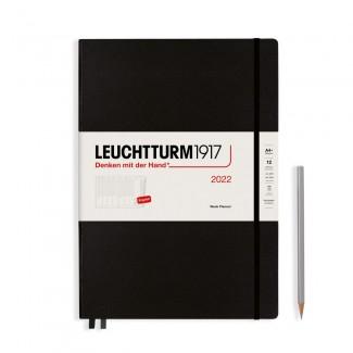 LEUCHTTURM1917 Master (A4+) Week Planner 2022
