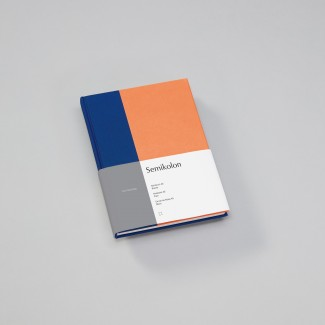 Semikolon Notebook A5 Cutting Edge