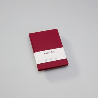 Semikolon Notebook Classic A5
